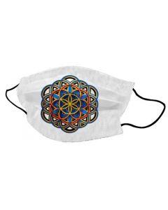 Yogi Masker Flower of Life