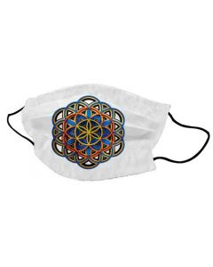 Yogi Mask Flower of Life