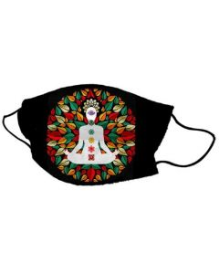 Yogi Masker Man Leaf