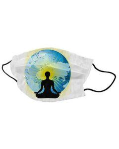 Yogi Mask Man Globe