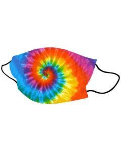 Yogi Masker Tie Dye Spiral