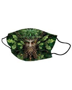 Yogi Mask Green Man