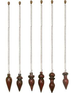 WOOD PENDULUM ASSORTED SHAPES