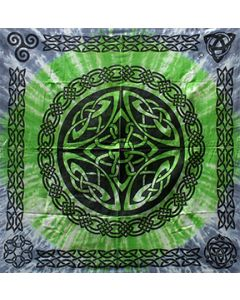 "Altar Cloth  36X36""  CELTIC KNOT"