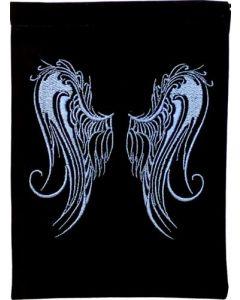 VELVET BAG-ANGEL WINGS