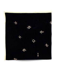 Mantel de Terciopelo Zodiaco