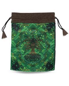 Tree Of Life Printed Bag 15x20cm