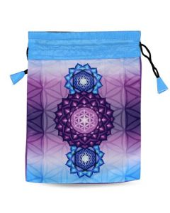 Mandala Printed Bag 15x20cm