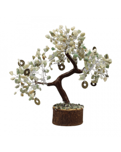 Gem Tree With Charms 300 Beads-Prosperity