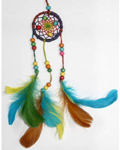 DREAMCATCHER RAINBOW HEMP CORD