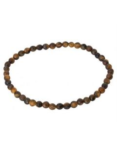 Bracelet Tigereye (4mm)