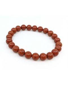 Bracelet Red Jasper (8mm)