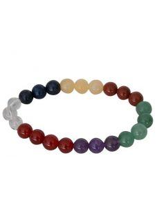 7 chakra bracelet 8mm