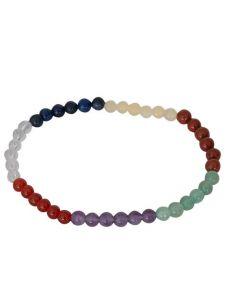 7 chakra bracelet 6mm