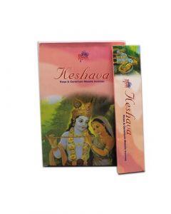 Sri Keshava Incienso Rose & Gerenium Masala