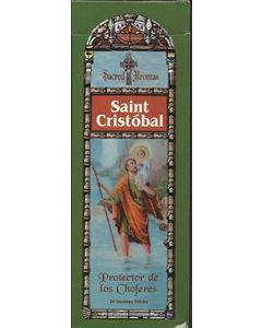 Sacred Aroma Hexa - Saint Cristóbal wierook