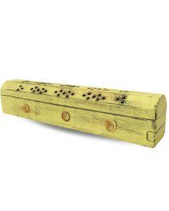 Incensebox 30cm Yellow