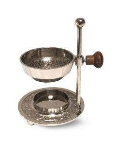 Nickel incensegrain burner