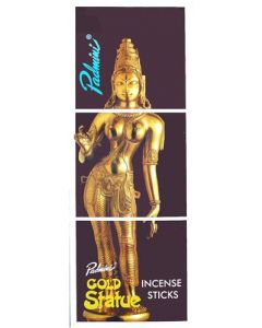 Padmini Gold Statue Hexa Incense Sticks