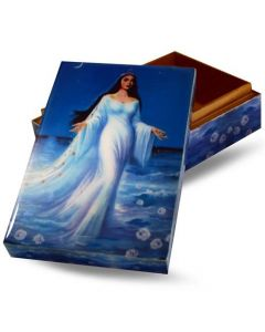 Yemaya - Ocean Goddess -  Box (15x10cm