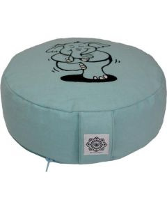 Meditation Cushion Blue Kids