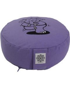 Meditation Cushion Purple Kids
