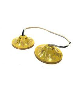 Ting-Sa Bell Solar Plexus Chakra -Yellow