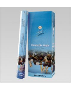Flute Prosperity Magic Hex