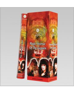 Flute Magic Incense Of The Gypsies Hexa
