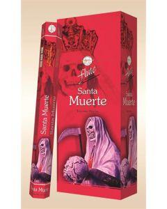 Flute Santa Muerte Hexa