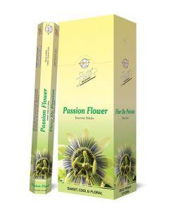 Flute Passion Flower Hexa