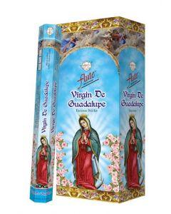 Flute Virgin De Guadalupe Hexa