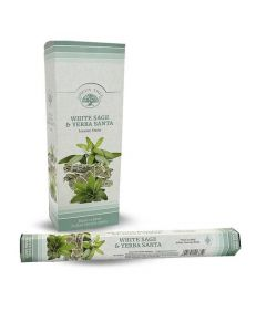 Green Tree Yerba Santa & White Sage Incense