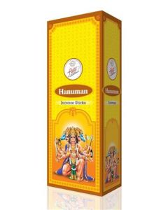 Flute Hanuman Hexa