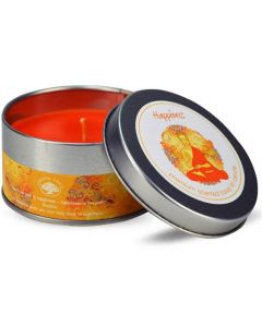 Green Tree Happiness Travel Tin Candle 85 Grams
