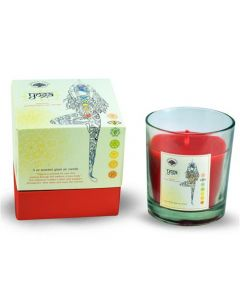 Green Tree Yoga  fragrance candle 125 grams