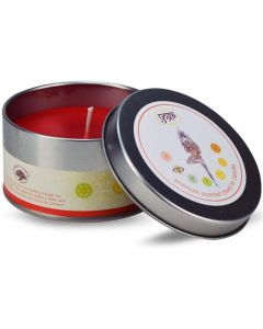 Green Tree Yoga Travel Tin Candle 85 Grams
