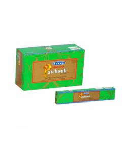Satya Natural Patchouli Incense 15 grams