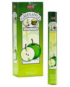 Hem Green Apple Hexa