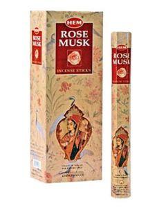Hem Rose Musk Hexa