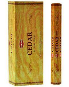 Hem Cedar Hexa Incense