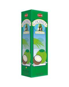 Hem Coconut Square (25 x 8 Stokjes)