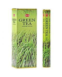 Hem Green Tea Hexa