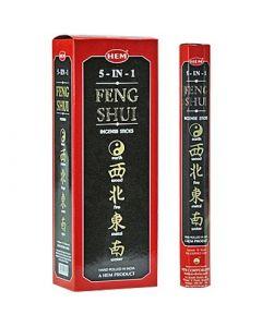 Hem Feng Shui 5 In 1 Hexa
