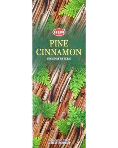 Hem Pine Cinnamon Hexa