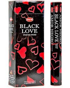 Hem Black Love Hexa