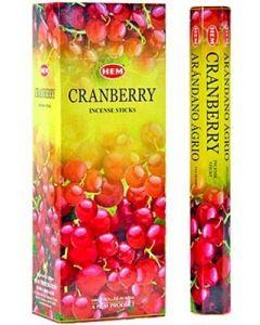 Hem Cranberry Hexa