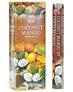 Hem Coconut-Mango Hexa