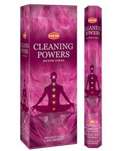 Hem Cleaning Powers Hexa