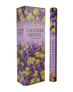 Hem Lavender Fennel Hexa